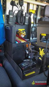 Hilfeleistungslöschgruppenfahrzeug (HLF) © Feuerwehr Bischweier