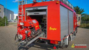 Löschgruppenfahrzeug (LF) © Feuerwehr Bischweier