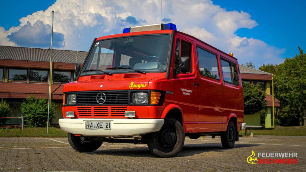 Mannschaftstransportwagen (MTW) © Feuerwehr Bischweier