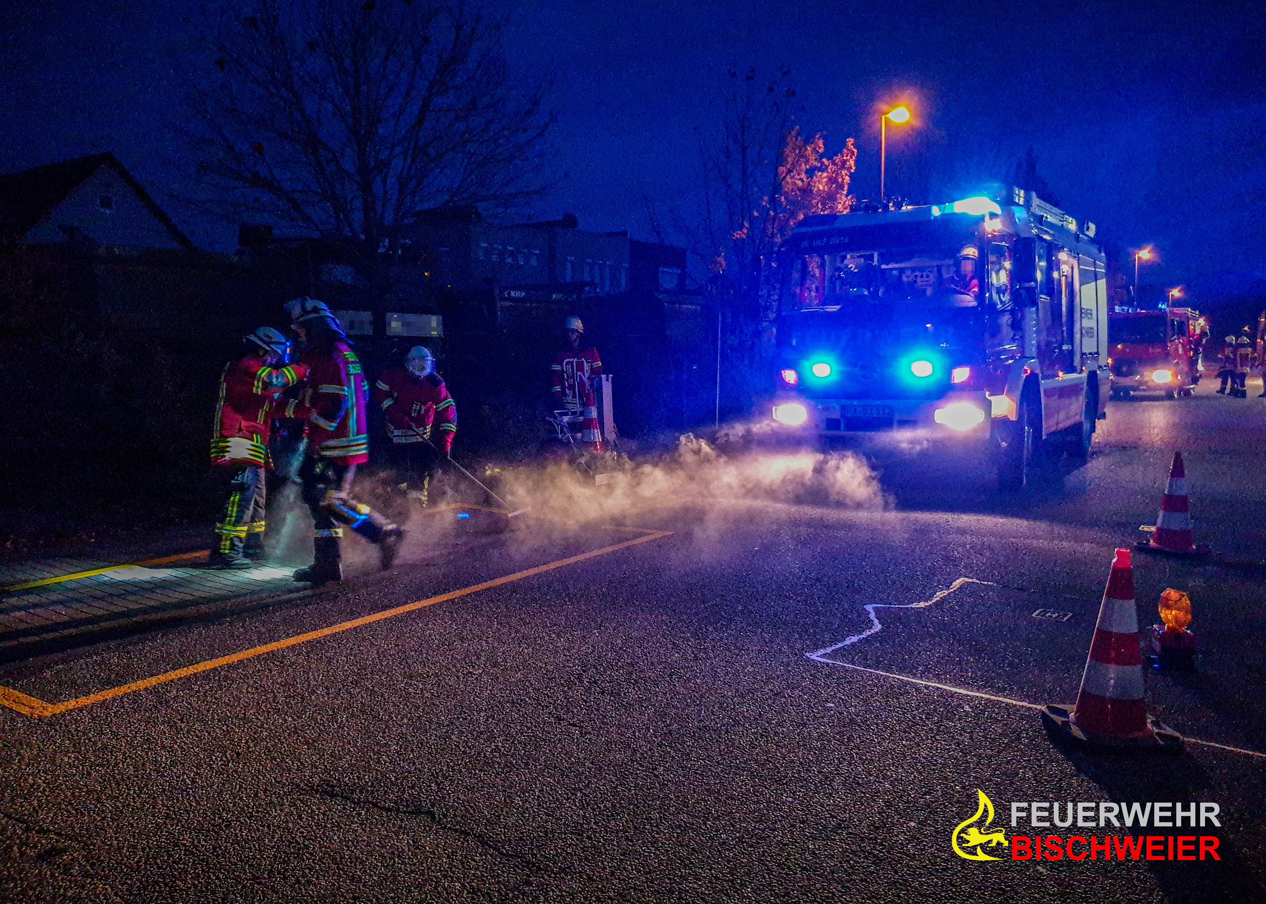 Einsatz 201919 © Feuerwehr Bischweier